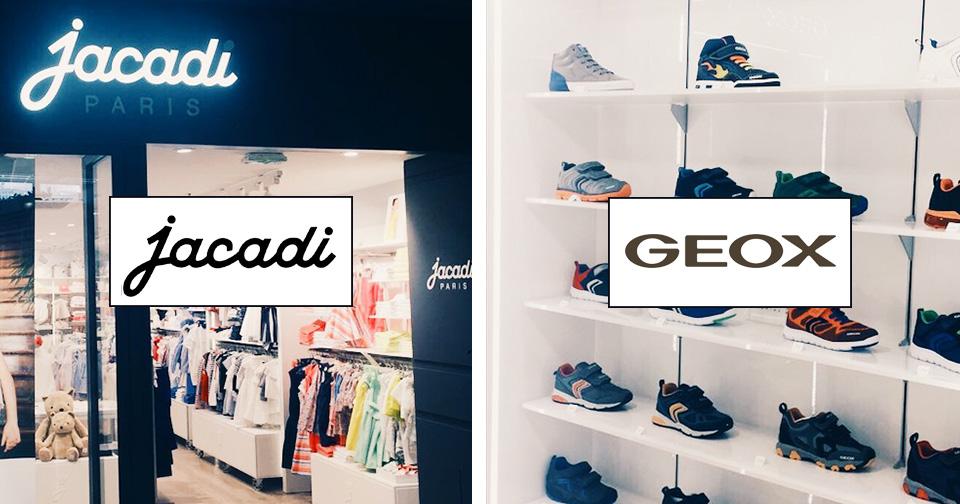 Jirafa Otros lugares Adolescencia  GEOX & JACADI - La Galleria